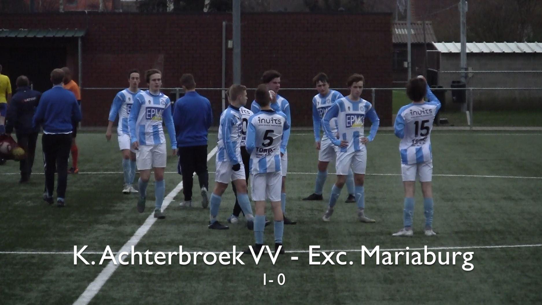 K Achterbroek VV - ResB