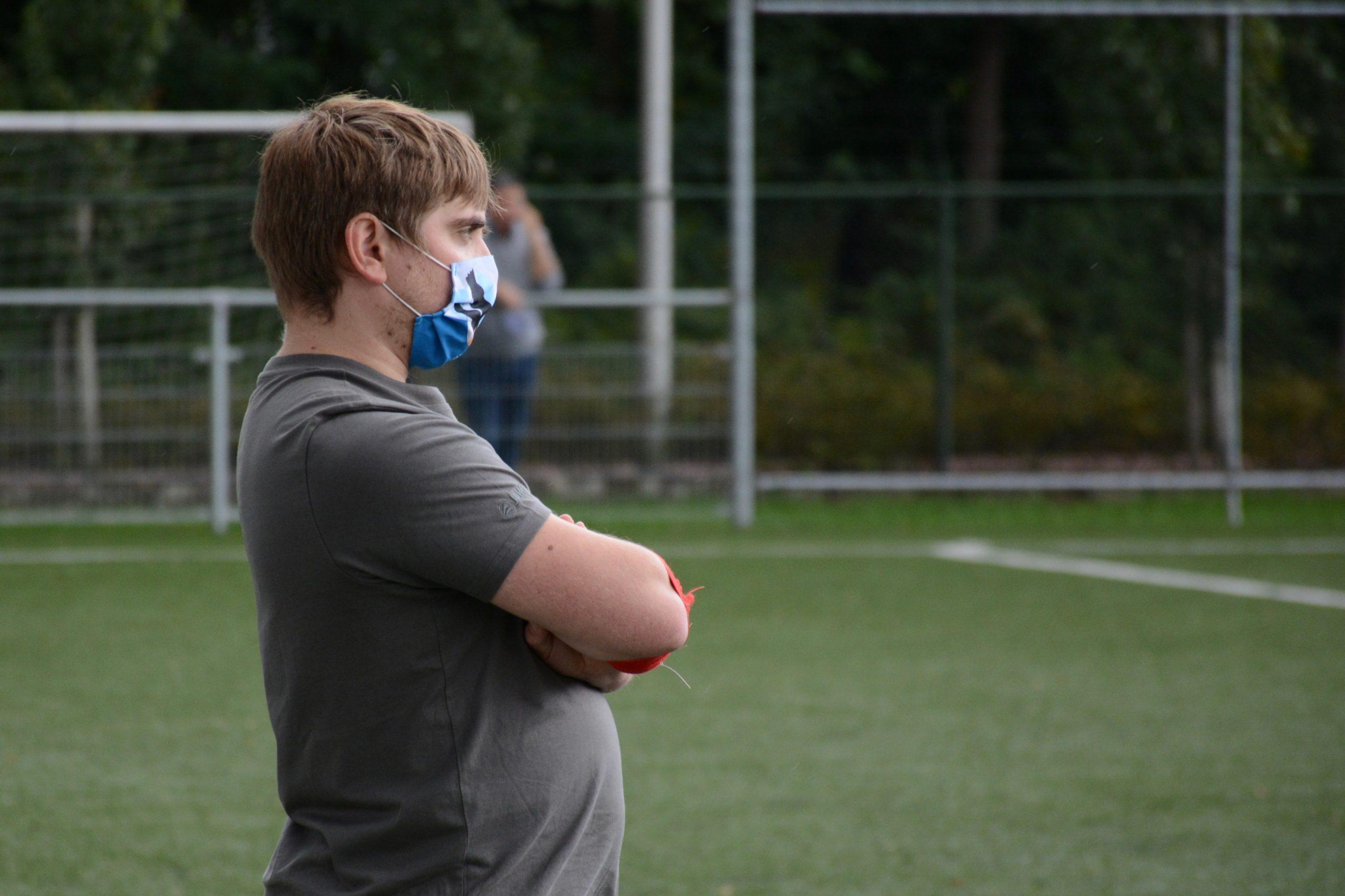 Coach Gert-Jan ziet dat het goed is