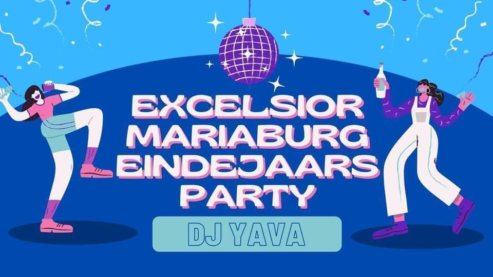 Excelsior Mariaburg Eindejaarsparty